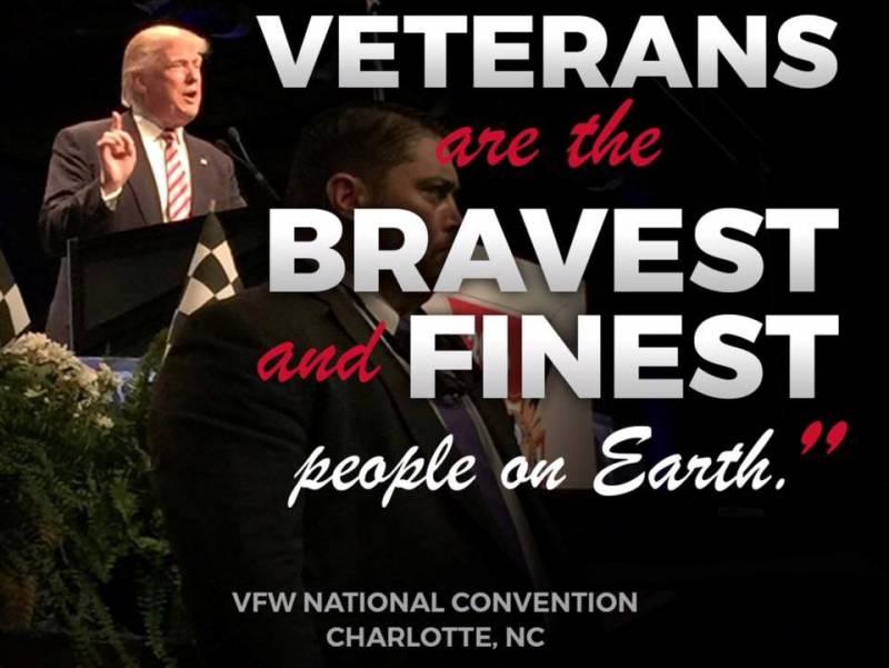 Послание Дональда Трампа читателям «Военного обозрения»