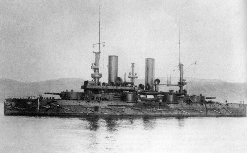 Пять русских адмиралов