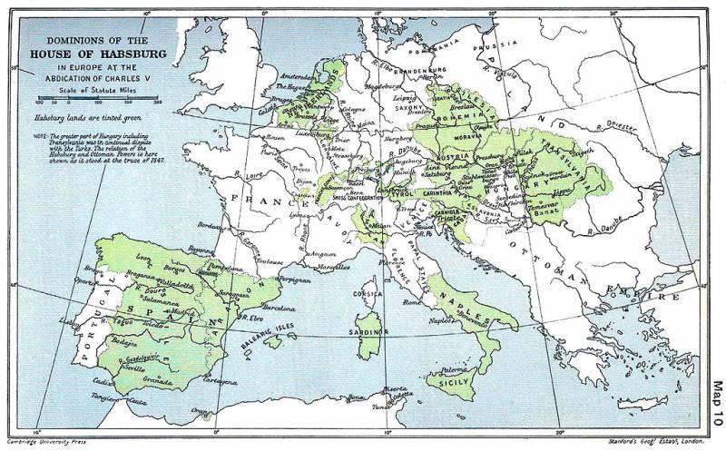 Священная Римская империя — основа западного проекта