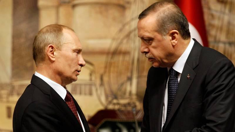 Турецкий посол объяснил, чего ожидают в Анкаре от встречи Путина и Эрдогана