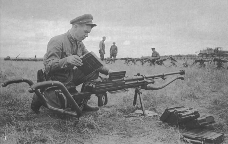 РККА после 1938 года. Некоторые результаты