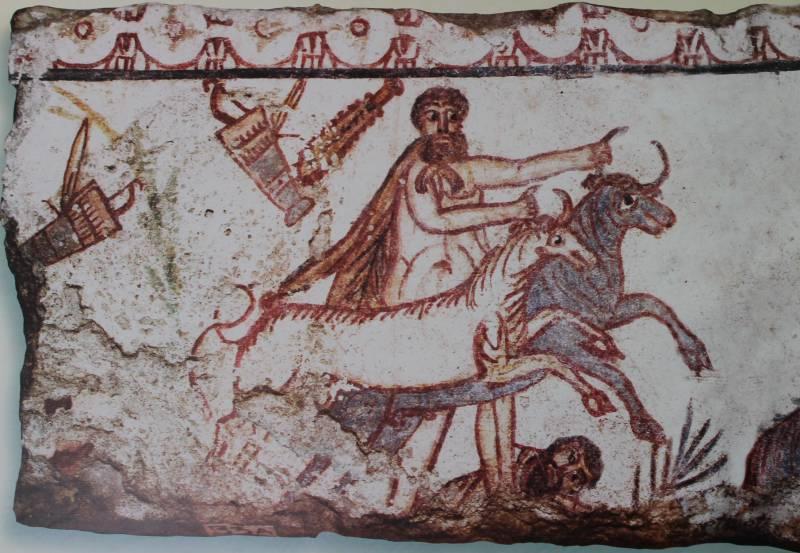 Луки и стрелы древней Горгиппии