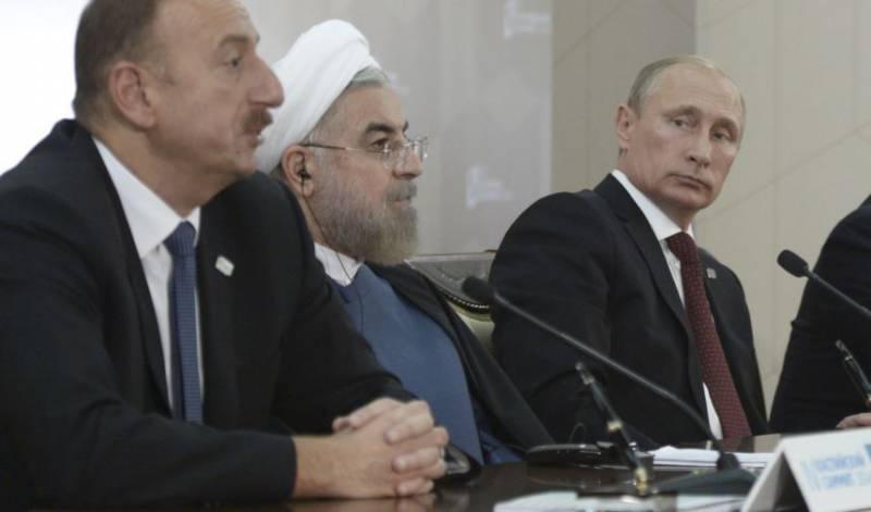 """На саммите в Баку заявили о готовности """"помочь Эрдогану принять верное решение"""""""