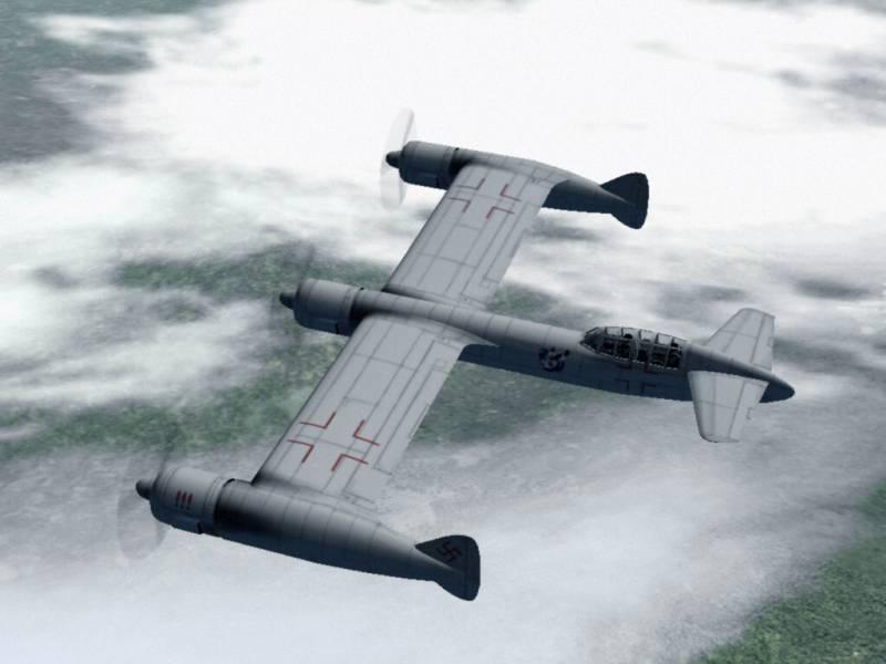 Самолёт дня: Blohm & Voss P.170