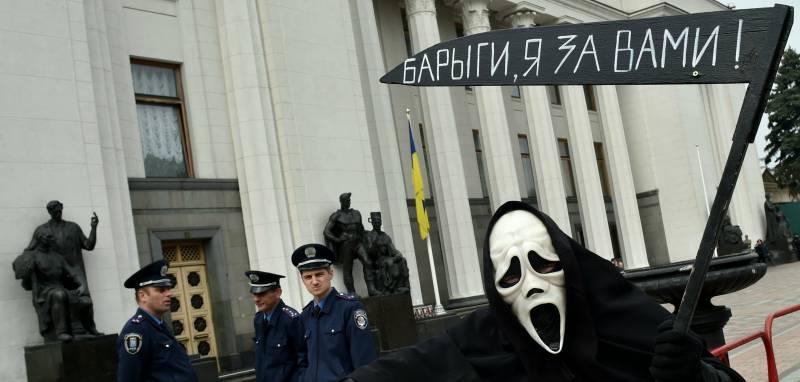Запад доходчиво объяснил Украине, кто её главный враг