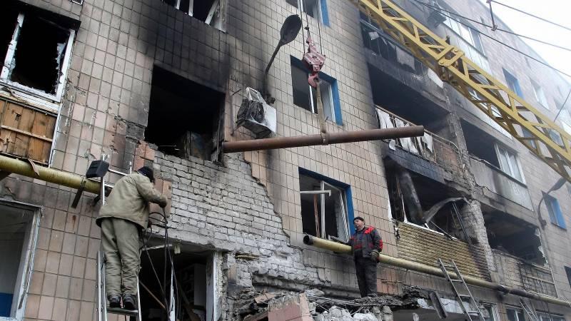 Лавров: Москва серьёзно обеспокоена происходящим в Донбассе