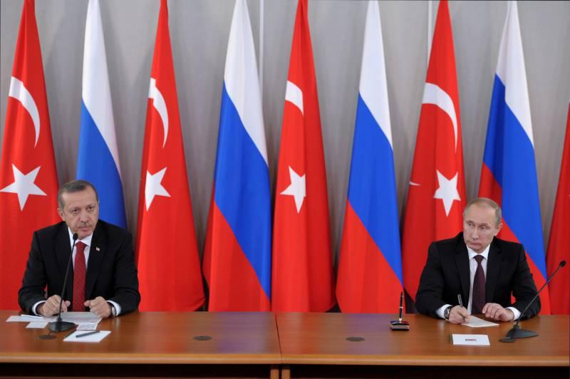 Эрдоган и Путин: к чему придут два лидера?