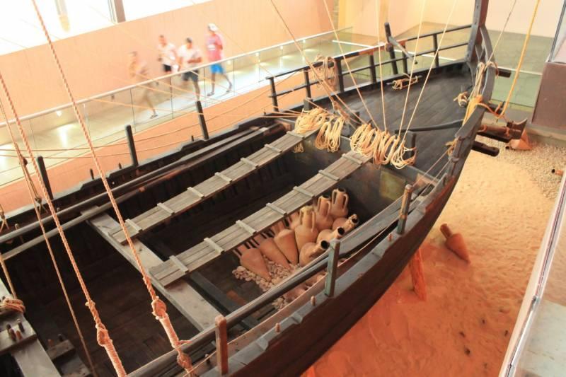 Древний металл и корабли (часть 4)
