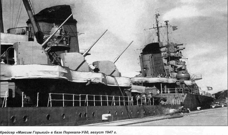 Крейсера проекта 26 и 26-бис. Часть 4. И ещё немного об артиллерии