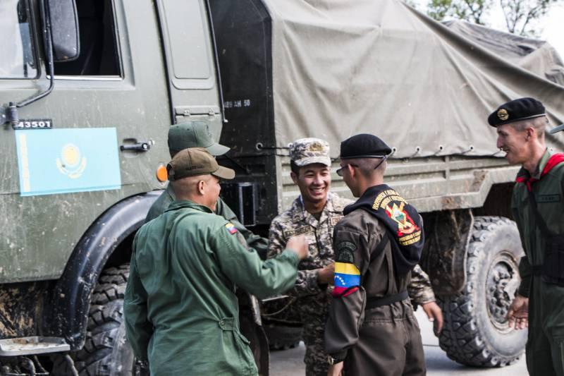 Горячие парни из Венесуэлы