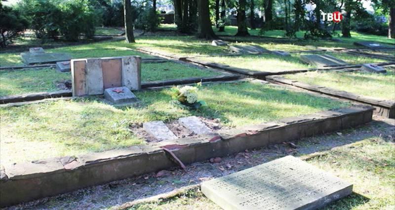 В польском Кельце осквернено кладбище советских воинов