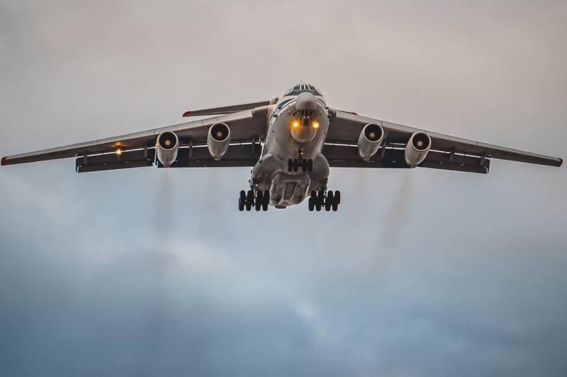 Модернизированные Ил-76 оснастят цифровыми системами и комплексами защиты «Президент»