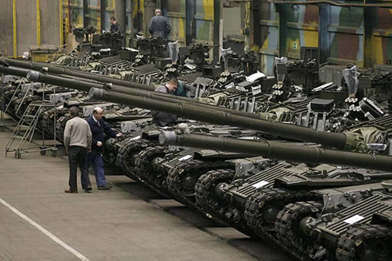 СМИ: харьковские предприятия получили военные заказы по программе кредитования под гарантии государства