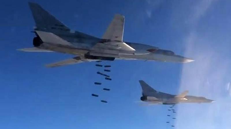 Настолько ли затратны полёты Ту-22М в Сирию?