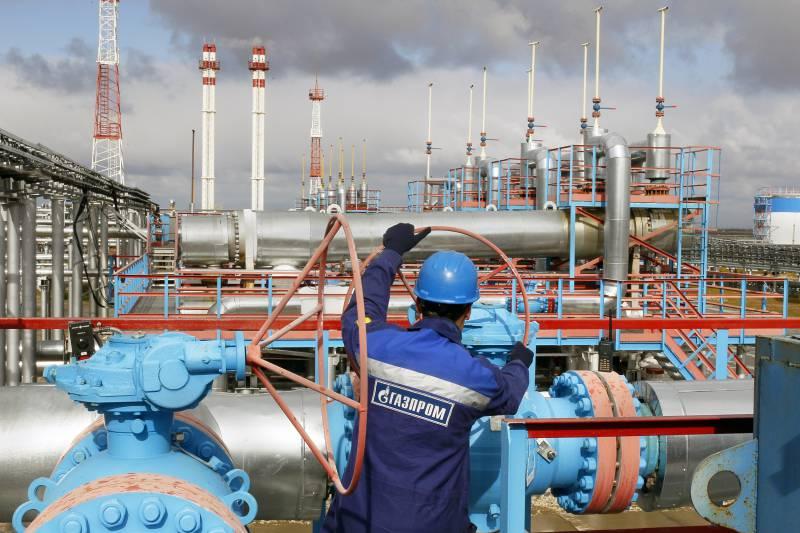 Представитель «Газпрома»: Киев может сорвать поставку газа в Европу в зимнее время