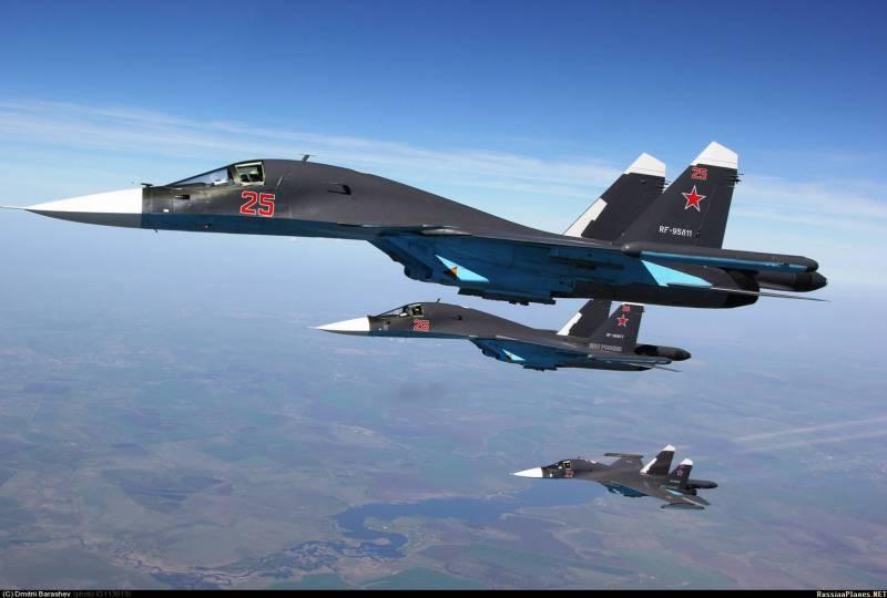 Начштаба американских ВВС высоко оценил работу ВКС РФ