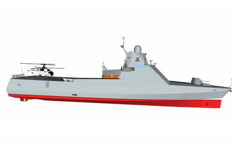 Зеленодольский завод планирует поставить Саудовской Аравии пять патрульных кораблей