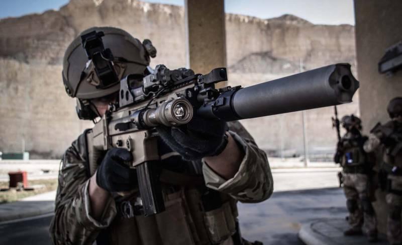 Винтовки сил специальных операций (часть 1)