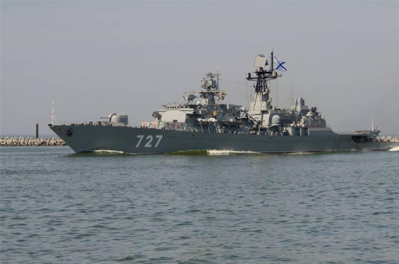 Программа кораблестроения ВМФ РФ, или Очень Плохое Предчувствие (часть 2)