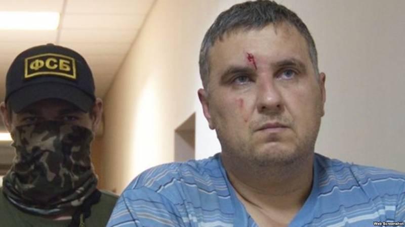 В Киеве выдвигают разные версии относительно инцидента в Крыму