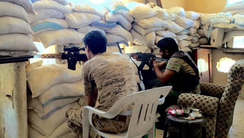 FT: организация атаки сирийской «оппозиции» на Алеппо не обошлась без участия США