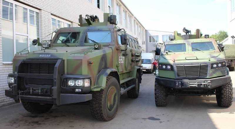 «Козак-5»: новинка украинской бронетехники