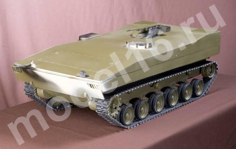 На форуме «Армия-2016» будет впервые представлен БТ-3Ф