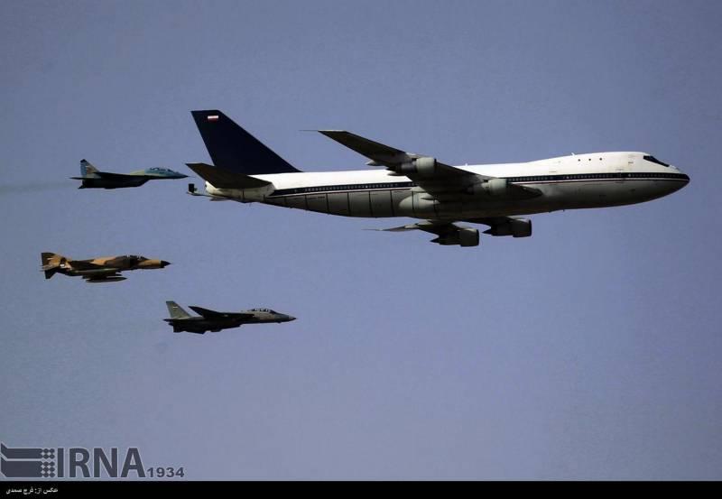 Военно-воздушные силы Ирана: без самолётов ДРЛО теперь не обойтись