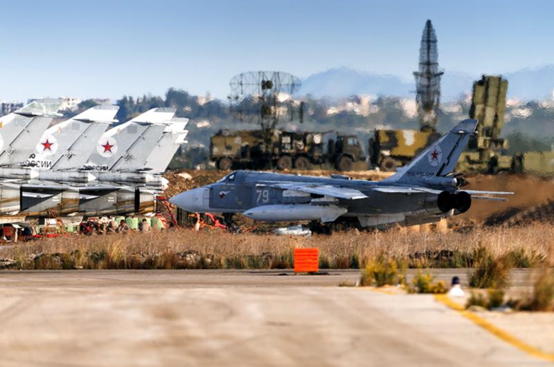Россия собирается расширить авиабазу Хмеймим в Сирии