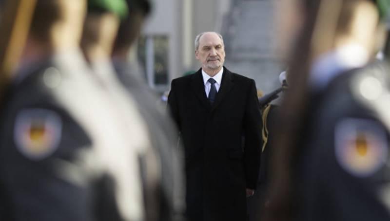 Глава Минобороны Польши назвал расстрел польских офицеров в Катыни геноцидом