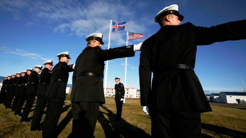 СМИ: «ряды вассалов НАТО» пополнились за счёт Исландии