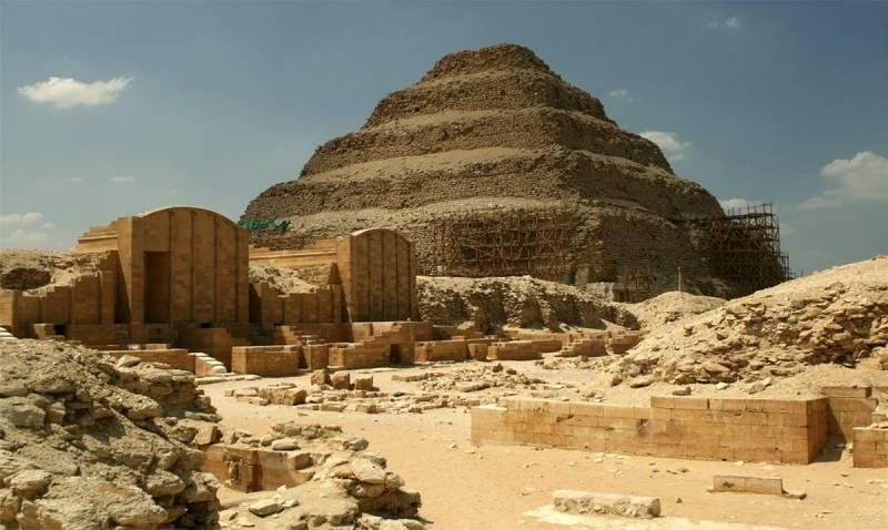 Война, золото и пирамиды. Часть первая. Что было до пирамид?