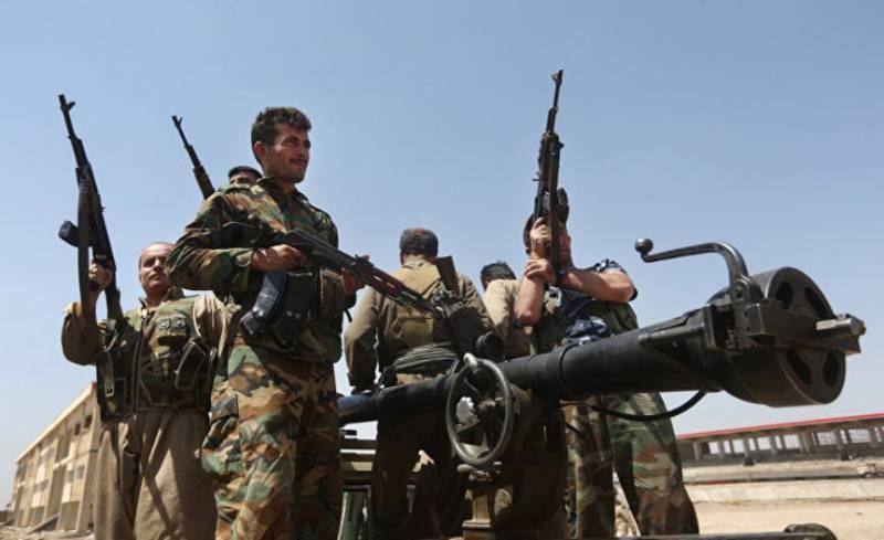 Россия поставила в Иракский Курдистан около 1 млн. патронов для автоматов и пулемётов