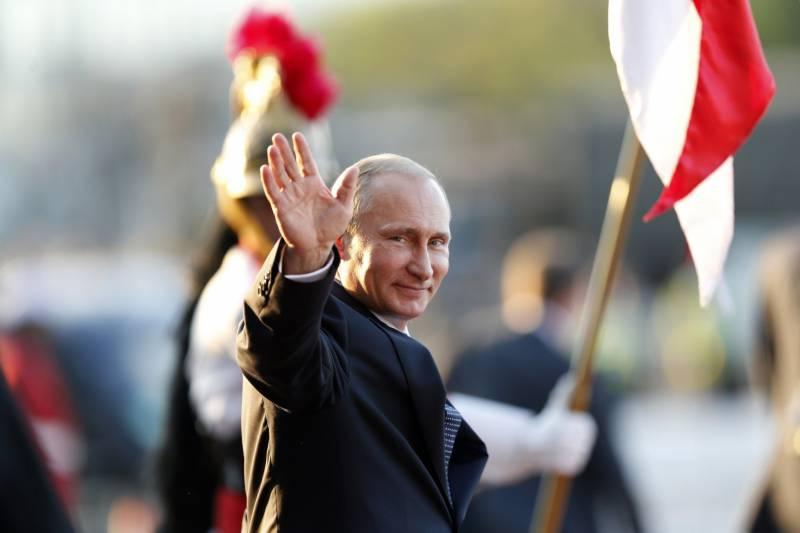 «Амбициозный» Путин создаст новый мировой порядок