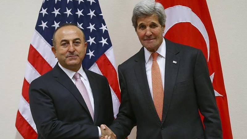 """США пытаются """"не упустить"""" Турцию"""