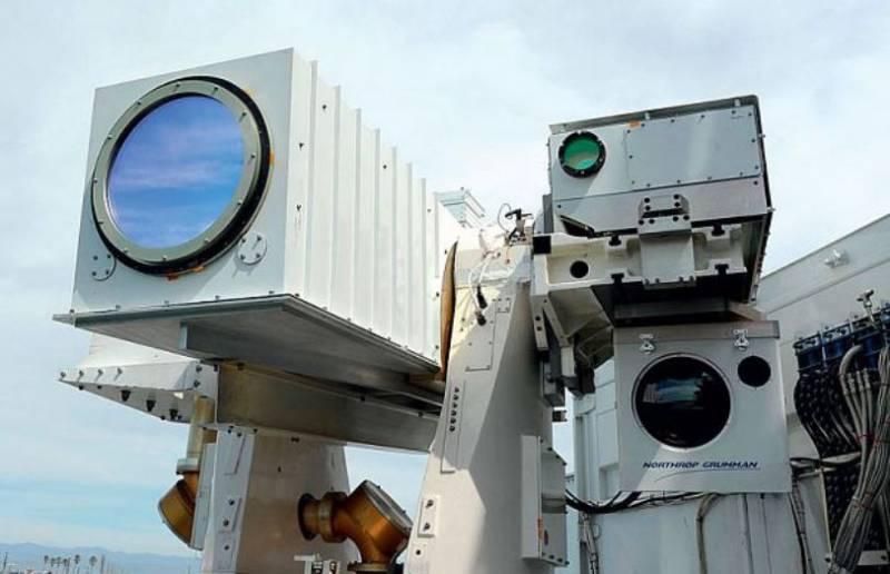 В США разрабатывается лазер для уничтожения гиперзвуковых ракет