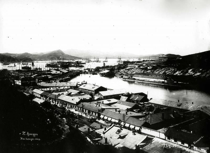 Как Порт-Артур стал русской твердыней