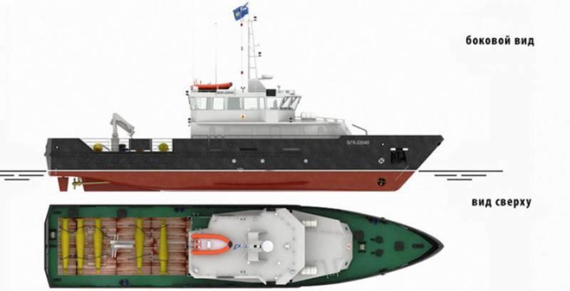 Нижегородцы построят для ВМФ два больших гидрографических катера