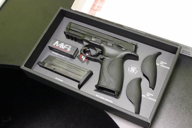 Пистолеты для плохих стрелков. Часть 1. Smith & Wesson M&P