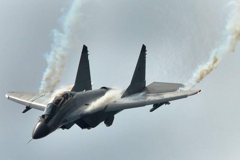 Производитель: первые МиГ-35 военное ведомство получит осенью 2016 г