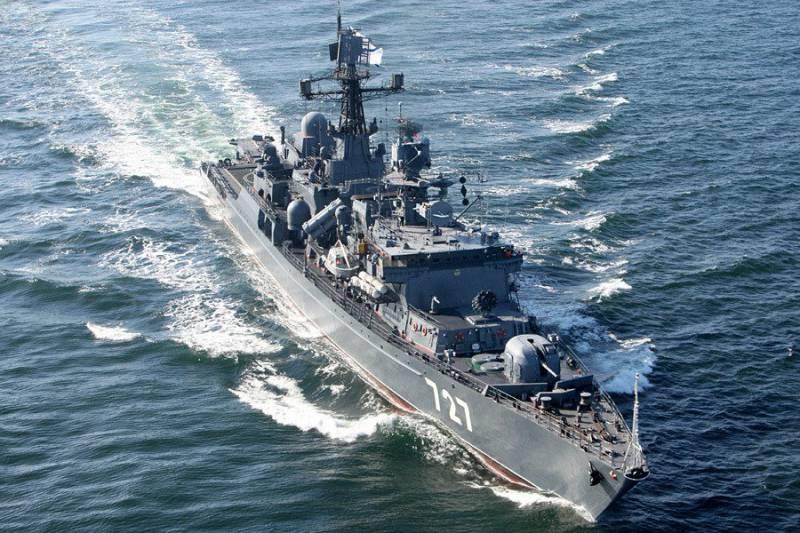 «Ярослав Мудрый» заступил на антипиратскую вахту в Аденском заливе
