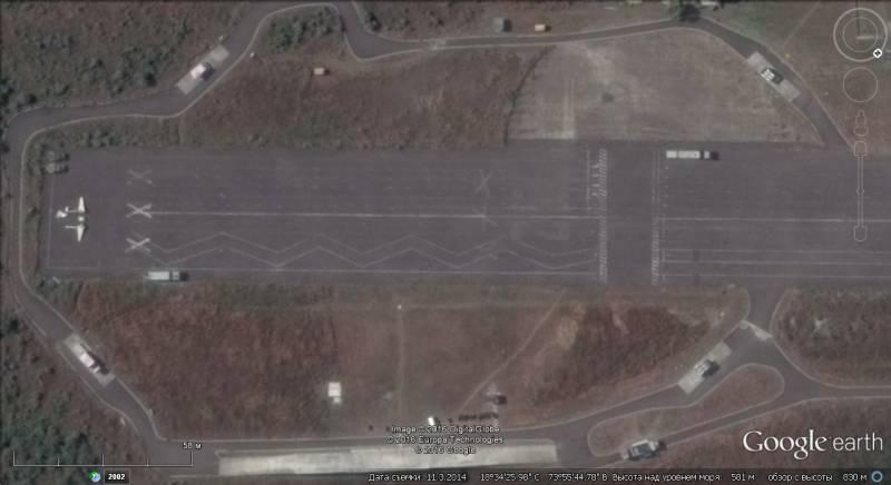 Оборонный потенциал Индии на снимках Google earth. Часть 2-я
