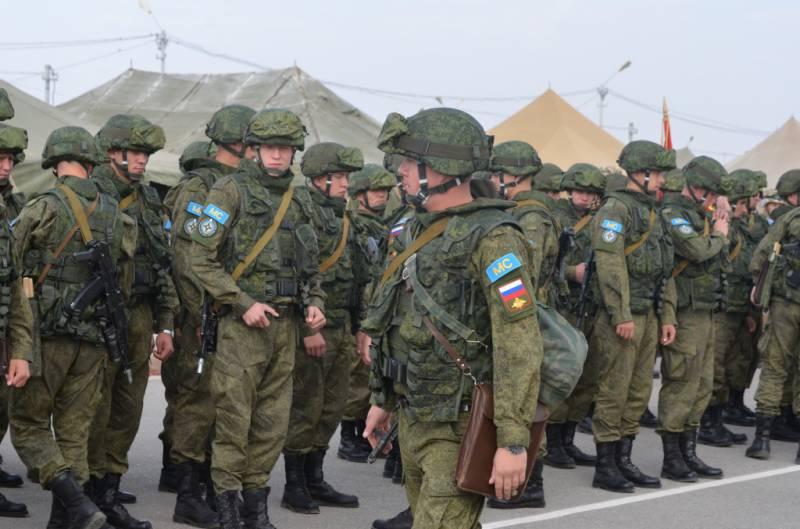 Миротворцы ОДКБ на учении в Беларуси впервые получат мандат ООН