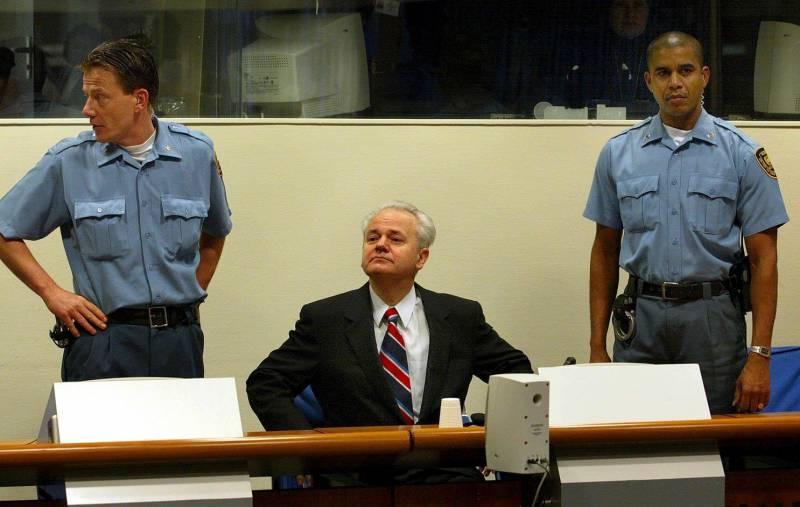 Звезда и жизнь Слободана Милошевича