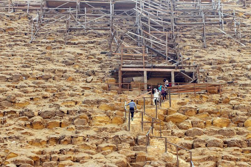 Война, золото и пирамиды. (часть вторая). Снофру – строитель пирамид
