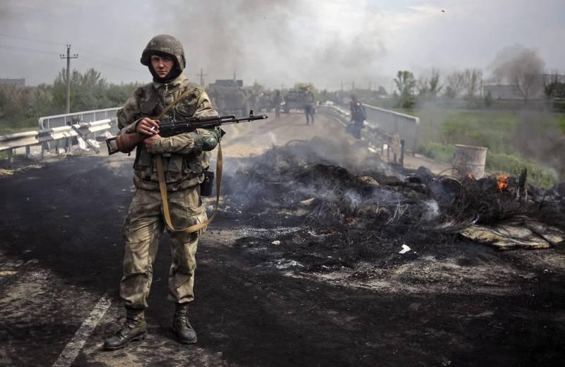 В ЛНР сообщили о новых тайных захоронениях киевских силовиков