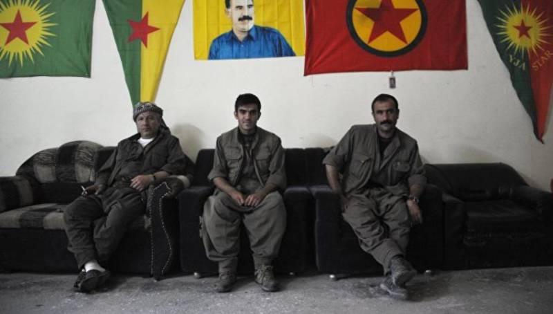 Сирийские военные и курдские формирования договорились о перемирии