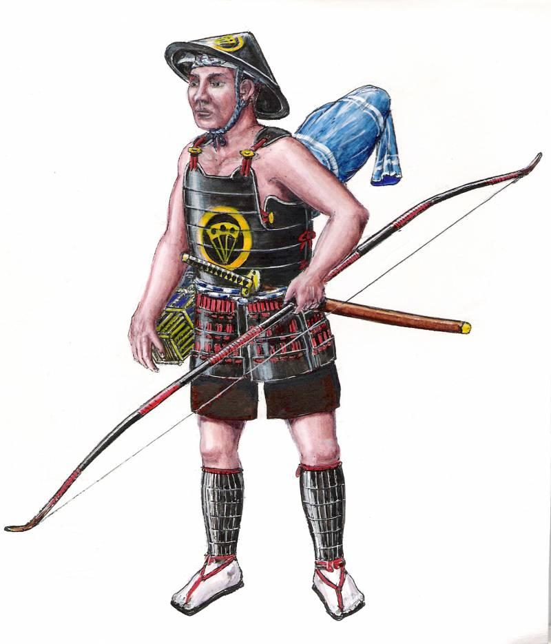 Пехота асигару
