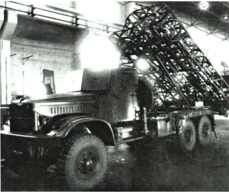 Тактический ракетный комплекс 036 «Вихрь»