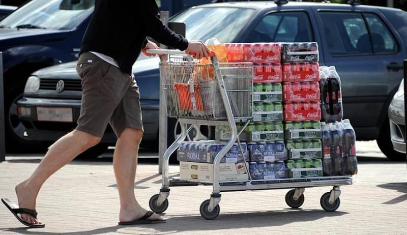 Новая концепция гражданской обороны призывает граждан ФРГ запасаться продовольствием